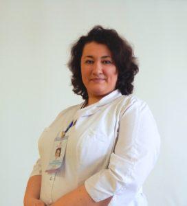 Жеребненко  Екатерина Владимировна Врач-терапевт терапевтического отделения  Опыт работы 8 лет