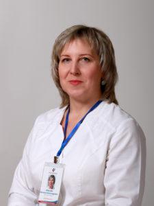 Власова Наталья Александровна Врач-гинеколог  опыт работы 23 года