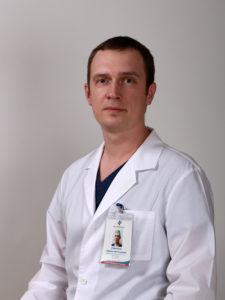 Кирилин  Герман Евгеньевич Заведующий оперблоком хирургического отделения врач-хирург  опыт работы 8 лет