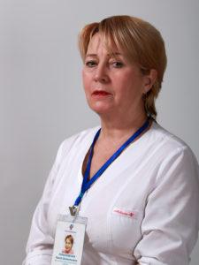 Романовская  Наиля Шамильевна Врач-акушер-гинеколог опыт работы 42 года