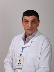 Кчибеков Эльдар Абдурагимович  д.м.н., профессор, врач хирург-проктолог, высшей категории. Опыт работы 19 лет.