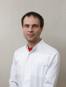 Зуев Александр Александрович, врач-рентгенолог кабинет КТ и МРТ диагностики
